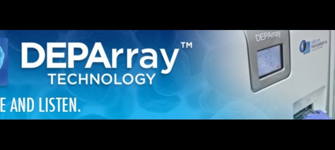 Seminar: The innovative Deparray technology (silicon biosystems)