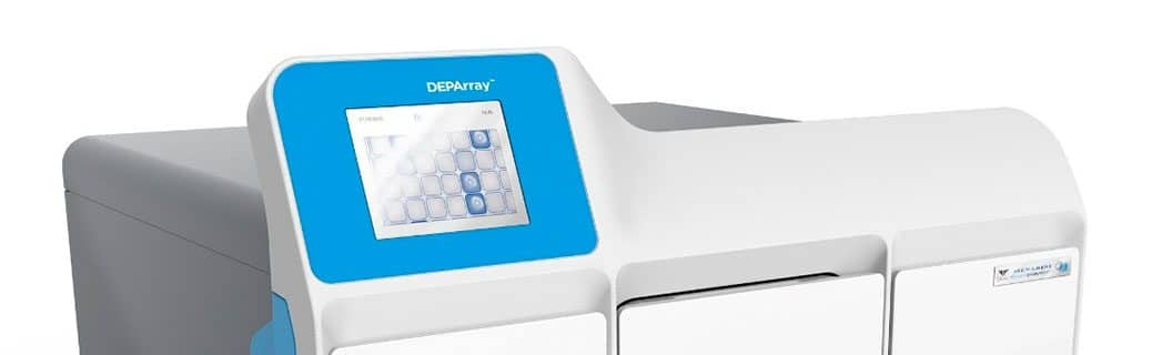 Acquisition du DEPArray™ NxT Digital Cell-Sorting System (Menarini-Silicon Biosystem)